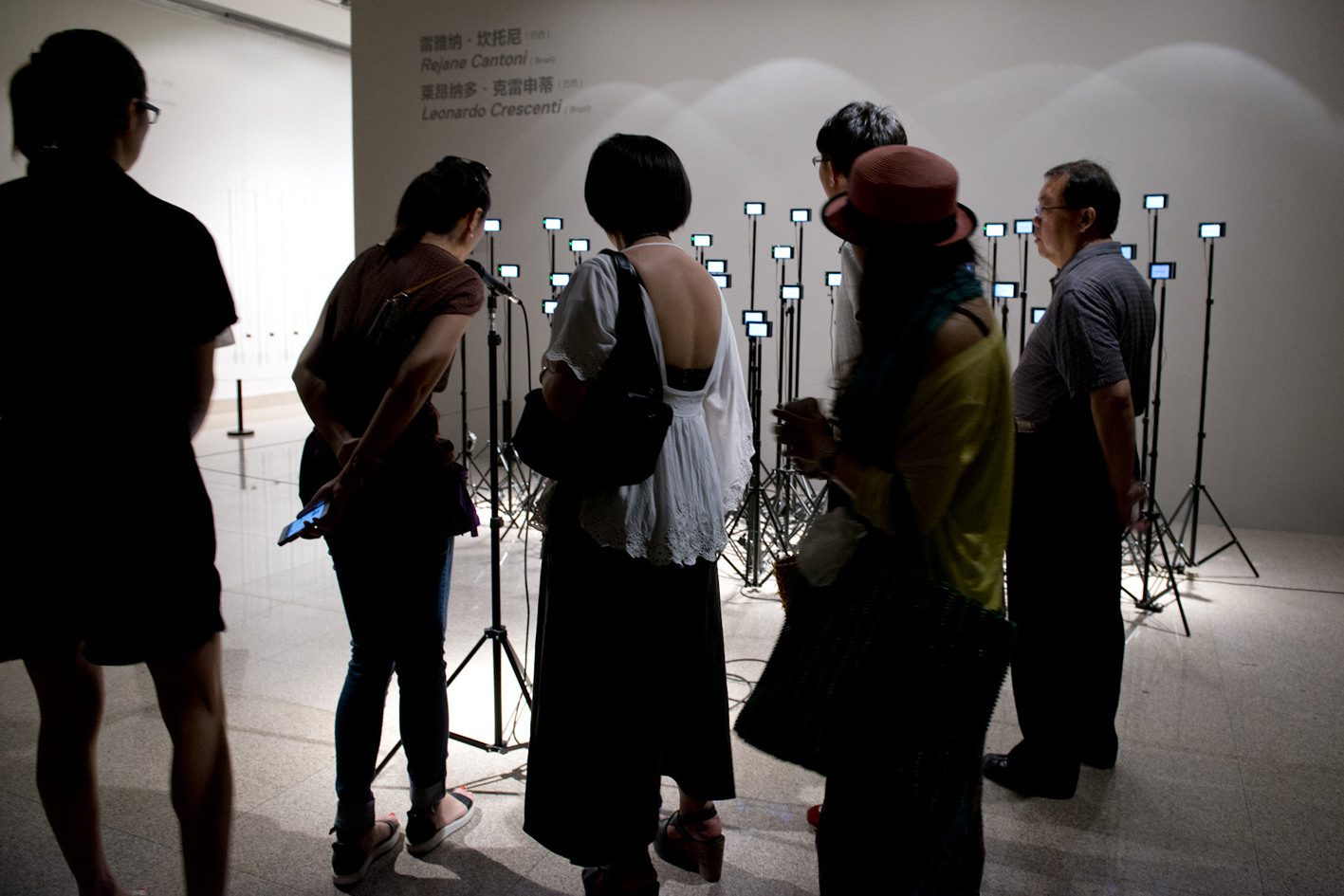 speak | fala    @ nat. museum of china 2014   + expo