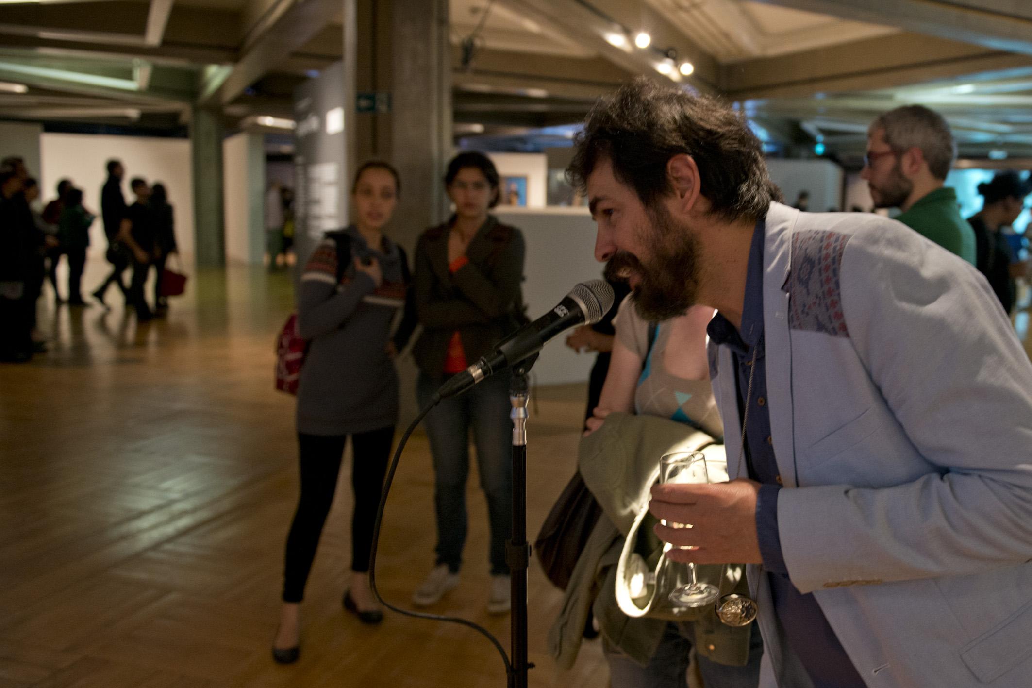 speak   fala    @paço das artes 2013   + expo