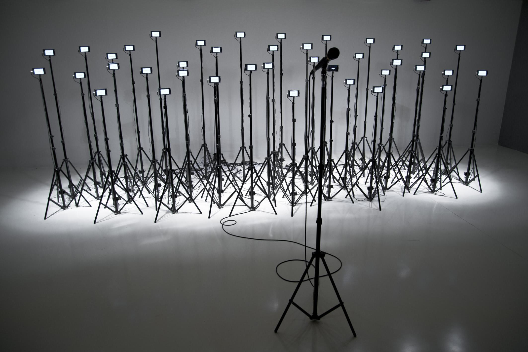 speak | fala    @ itaú cultural 2012   + expo