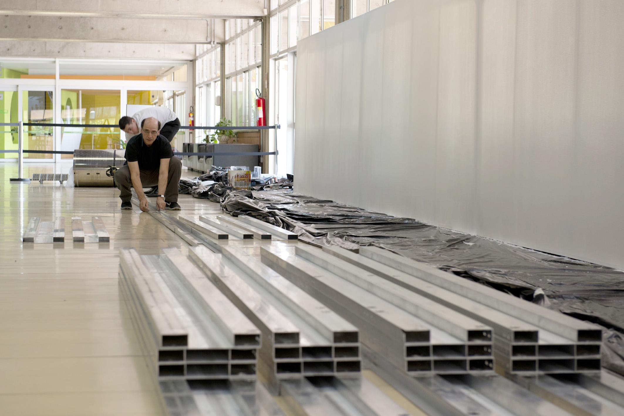 floor | piso    @ sesc itaquera 2013   + expo