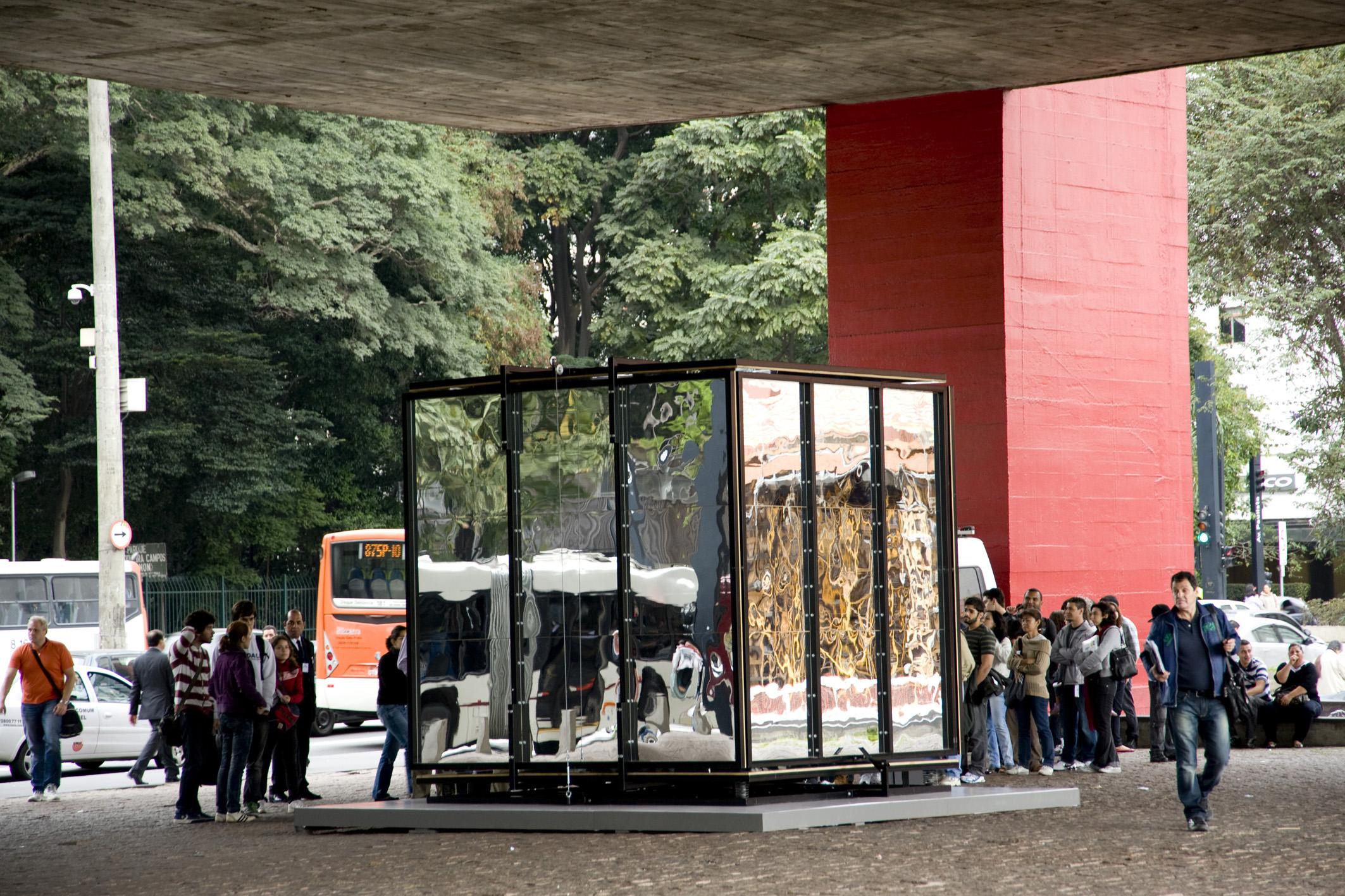 infinite cubed | infinito ao cubo    @ masp 2010   + expo
