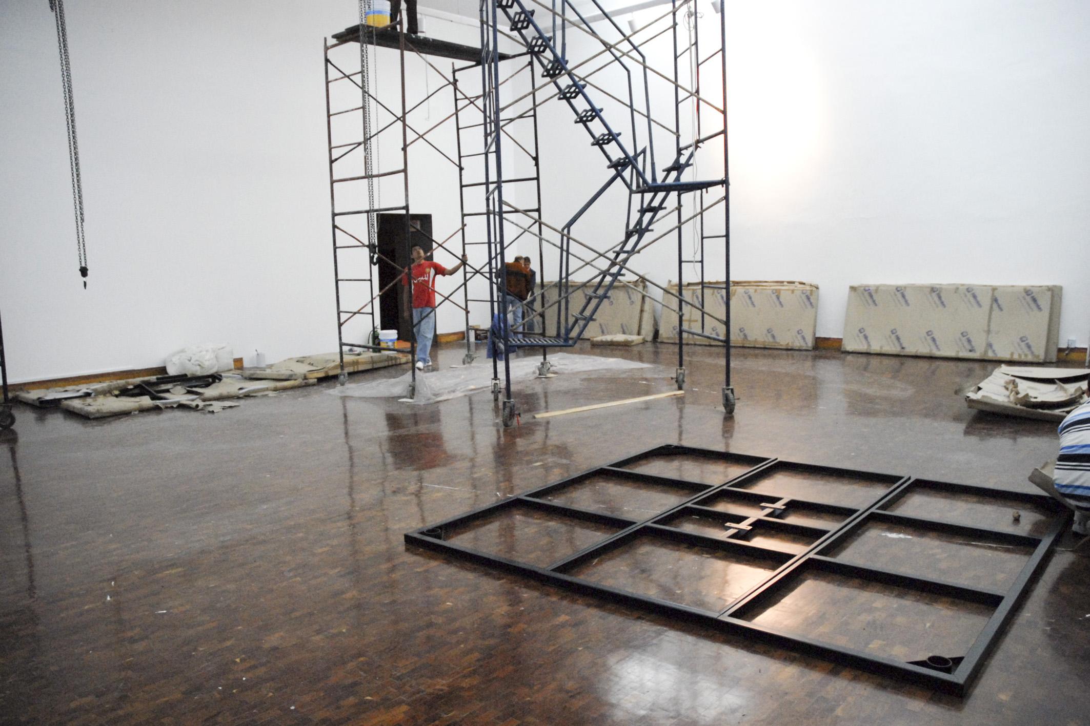 infinite cubed | infinito ao cubo    @ lab. de arte alameda 2007   + expo