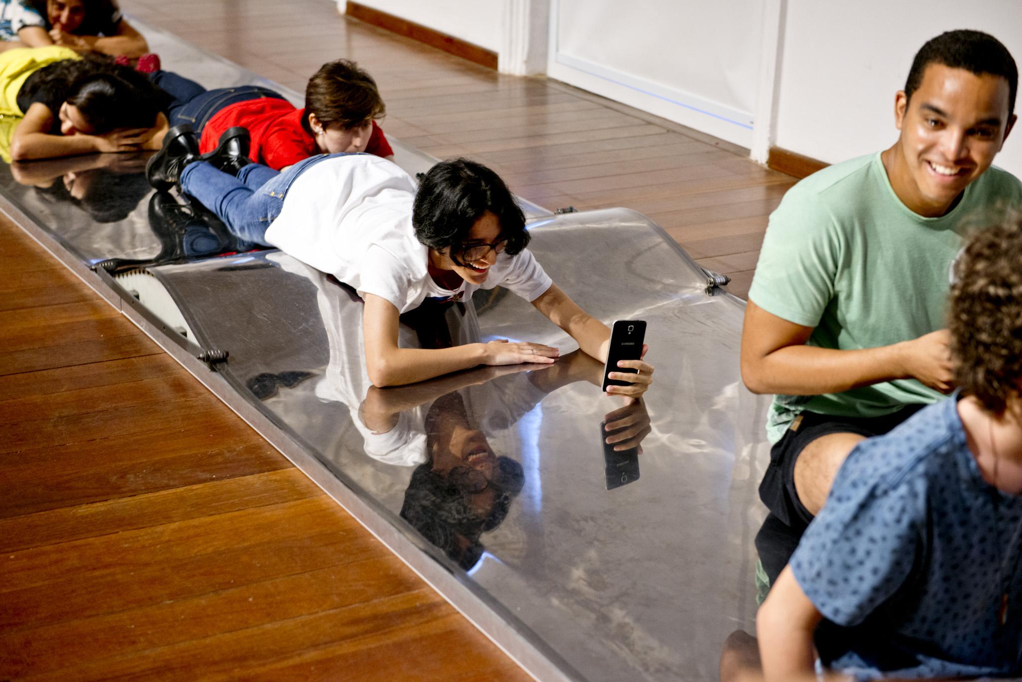 floor | piso    @ cen. cul. vale maranhão 2017   + expo