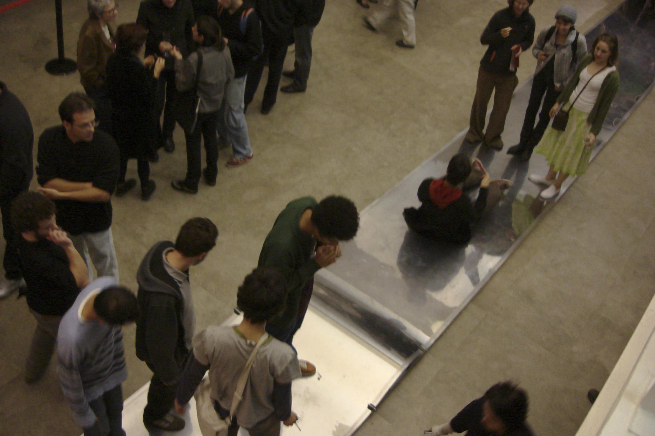 floor | piso    @ centro cultural da fiesp 2008   + expo