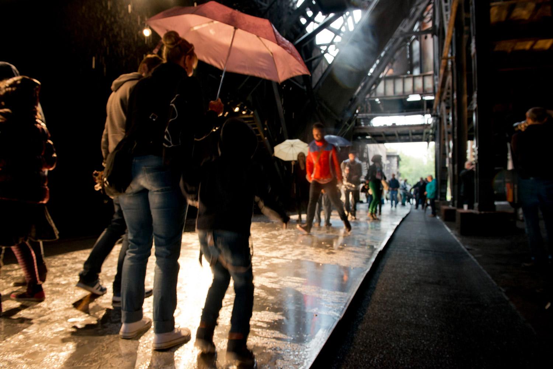 melt    @ ruhrtriennale 2014   + expo