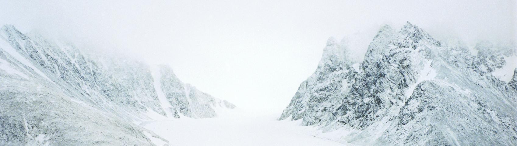 Shoshannah White, Magdalenafjord