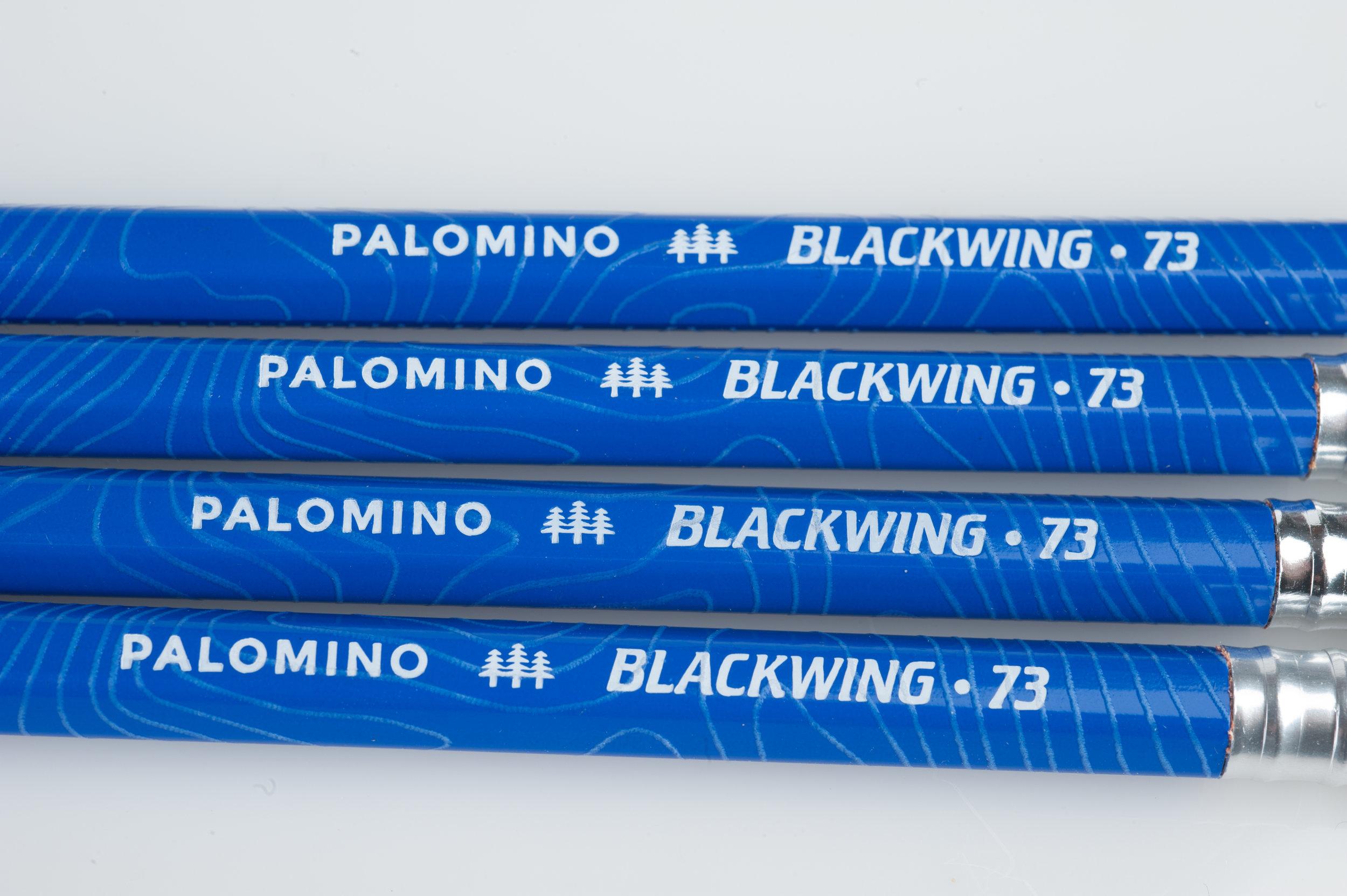 Write Experience Palomino Blackwing 73 Detail