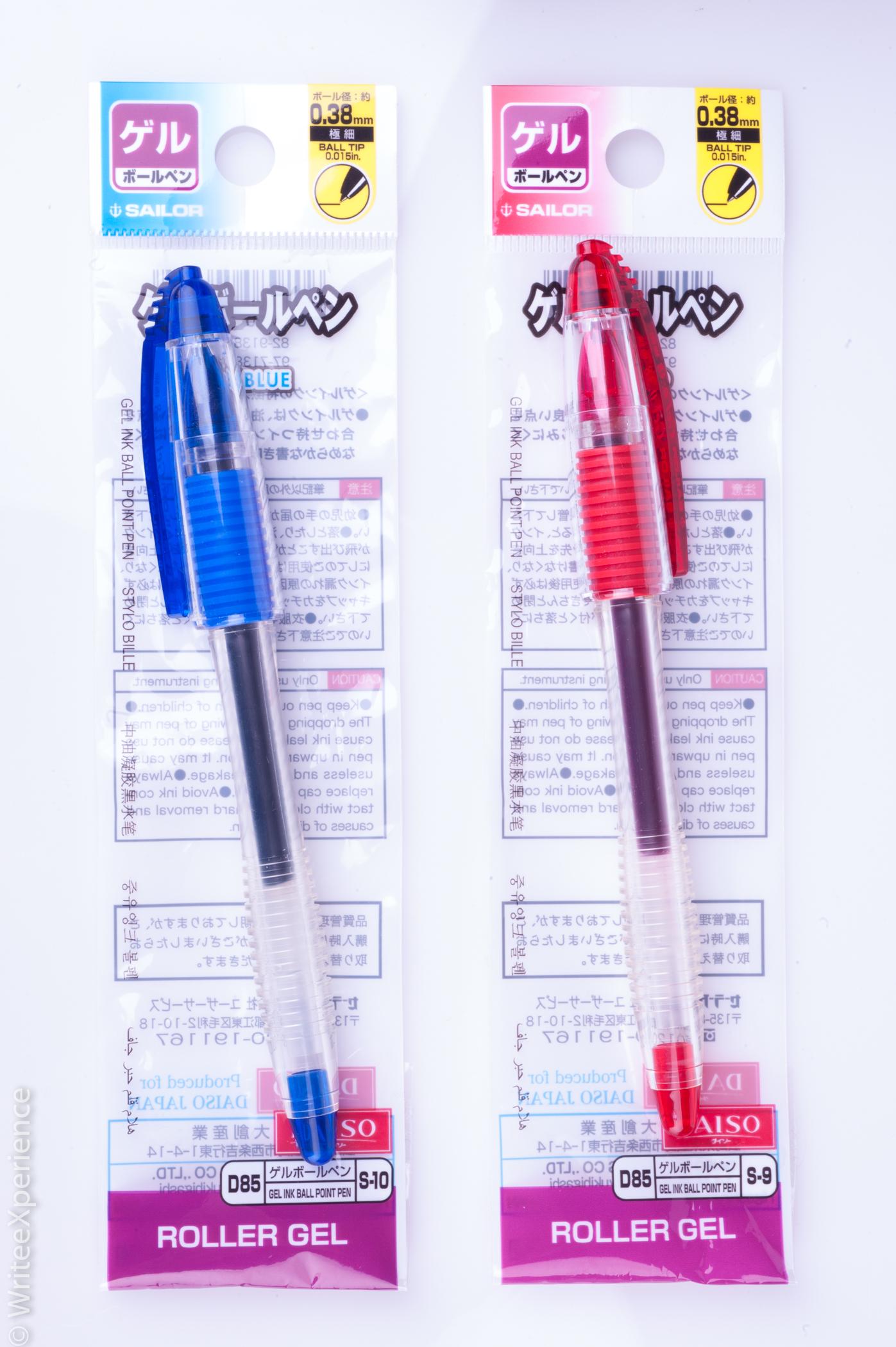 WriteeXperience-Daiso-Sailor-Roller-Gel-0.38mm