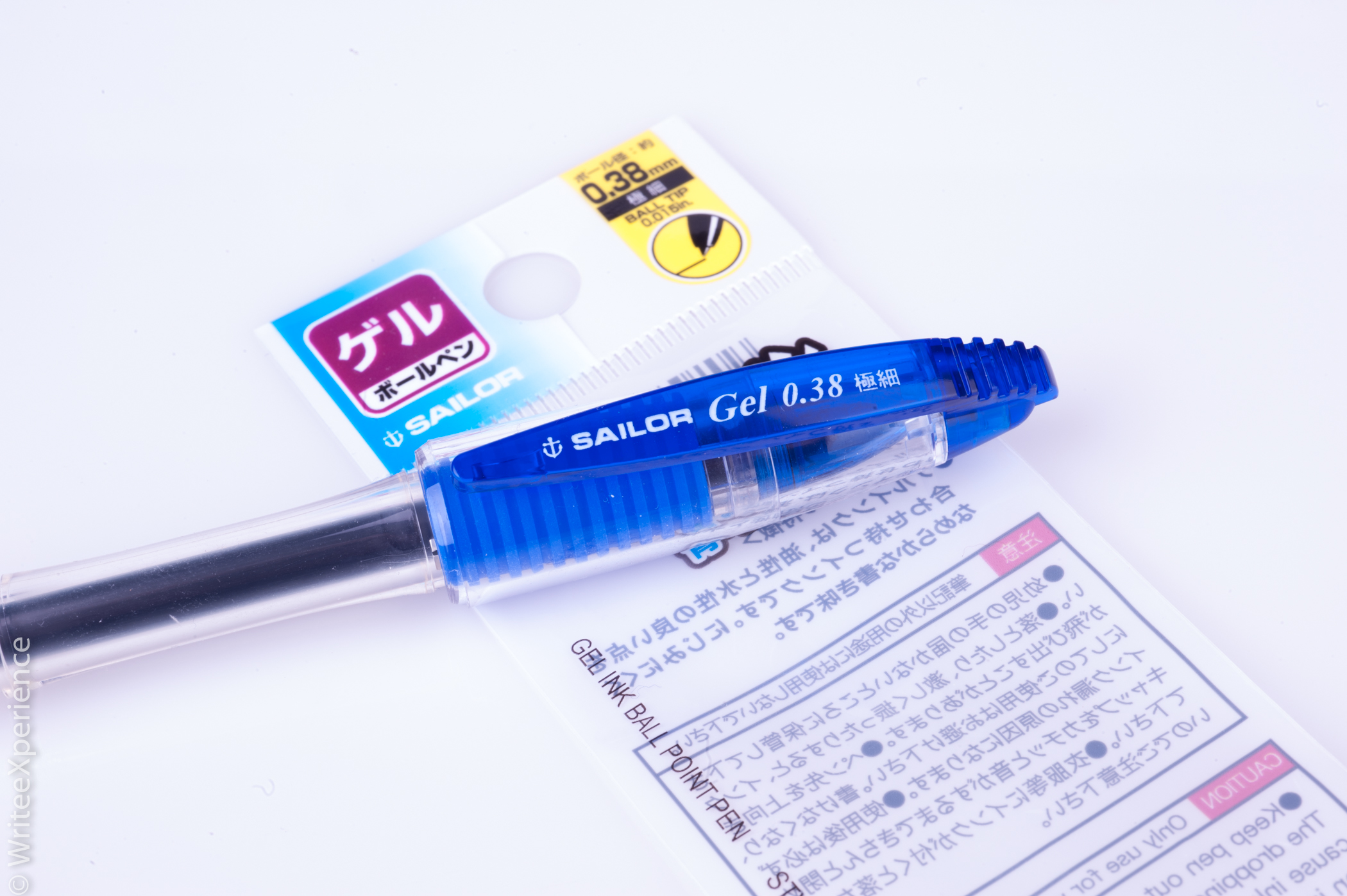 Daiso Roller Gel - Made by Sailor