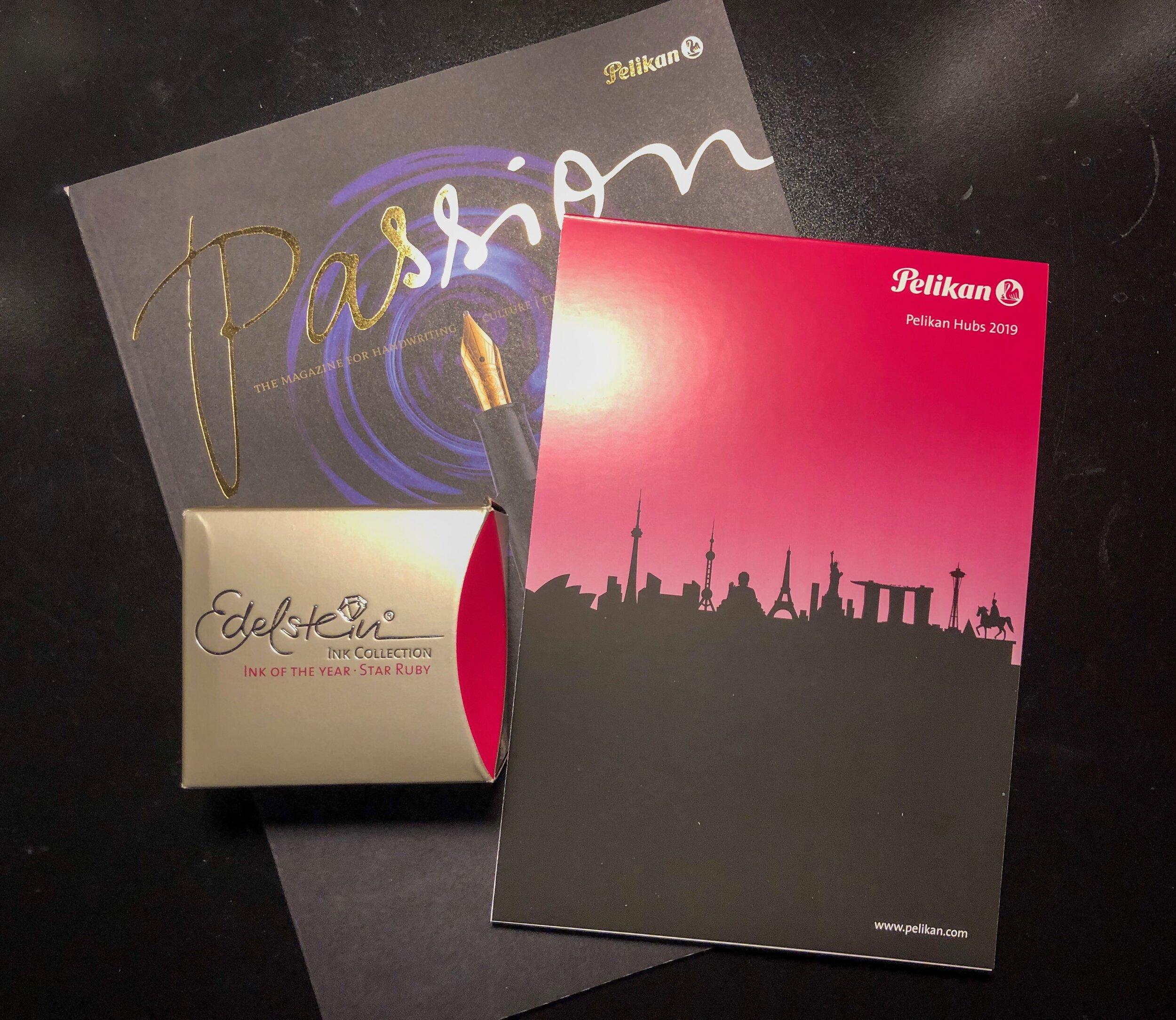 Pelikan Hub Gifts 2019 - Star Ruby