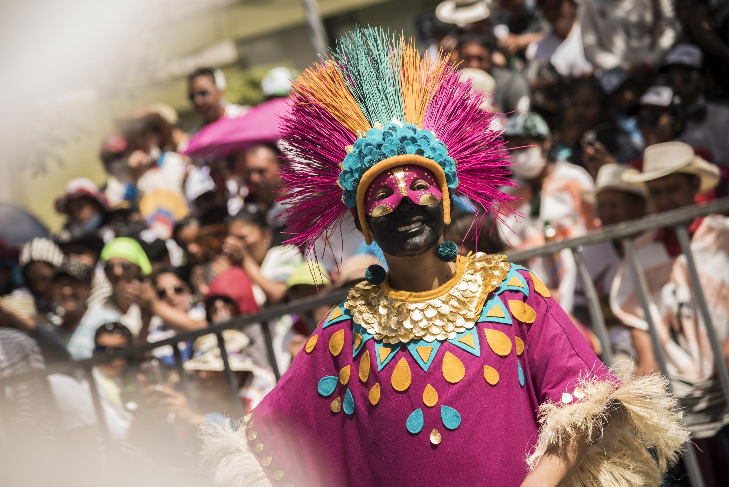 Fotos: Mariano Vimos-Carnaval de Negros y Blancos 2018