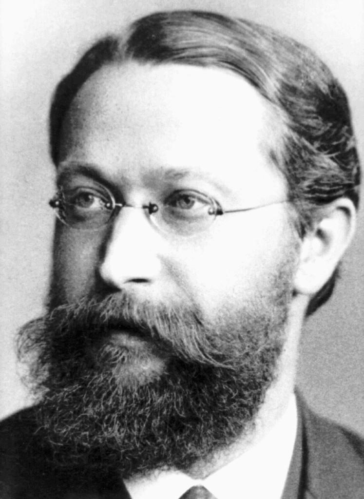 1897- Karl Braun + The Cathode Ray Tube