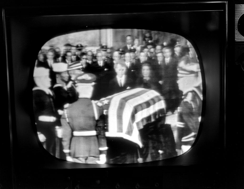 1963- Kennedy Assasination