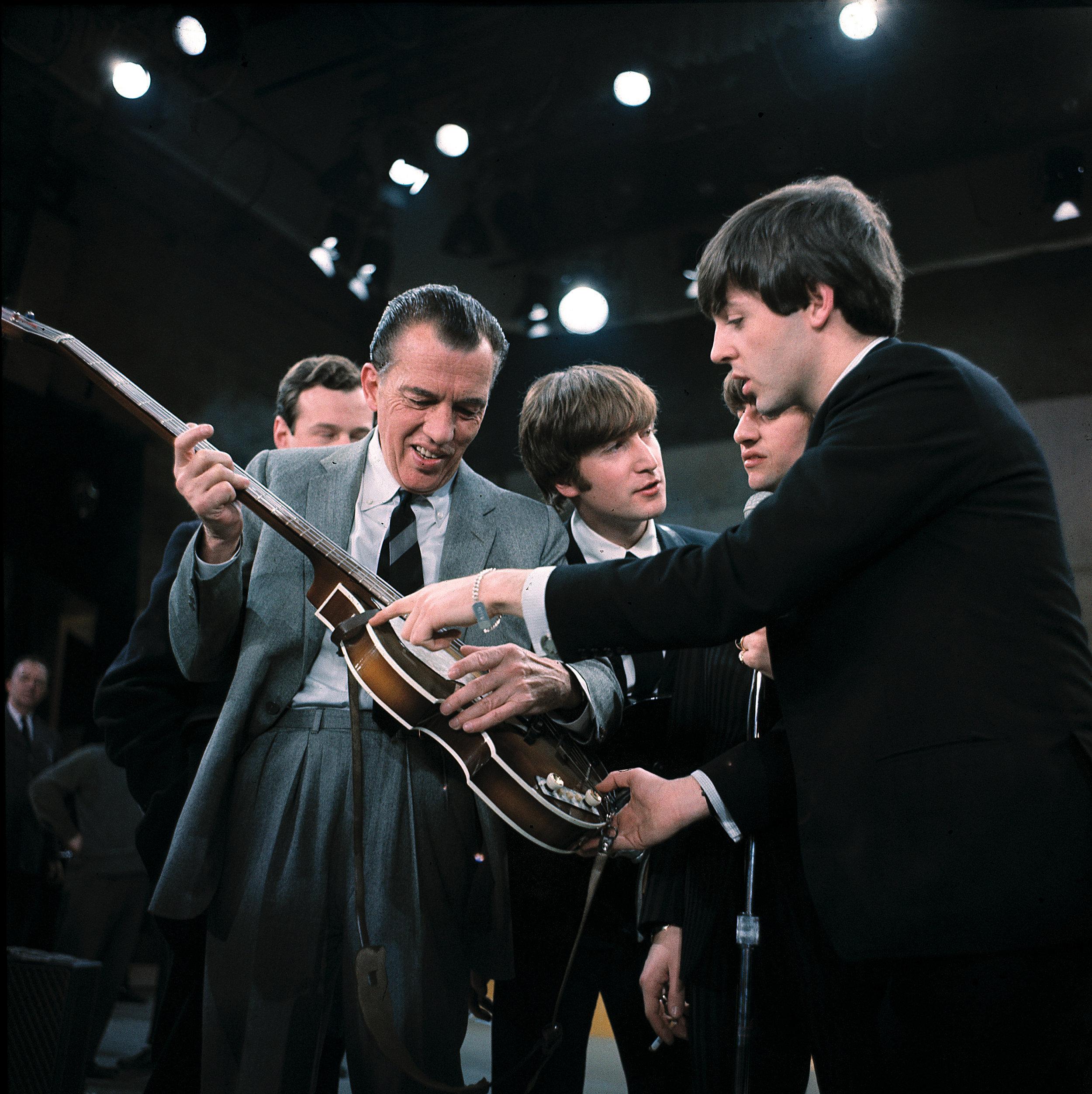 1964- Beatles Invade America