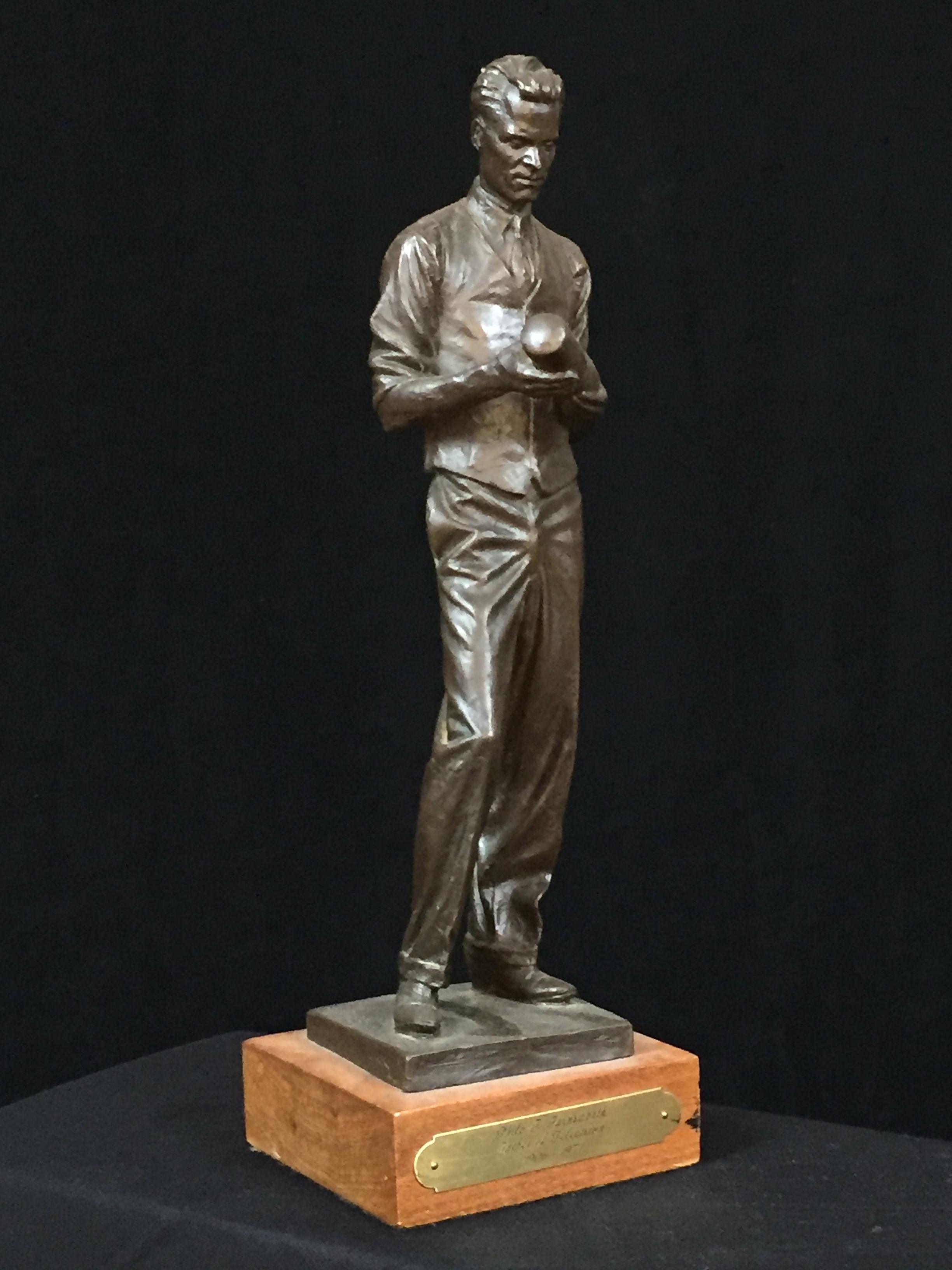 Farnsworth Statue