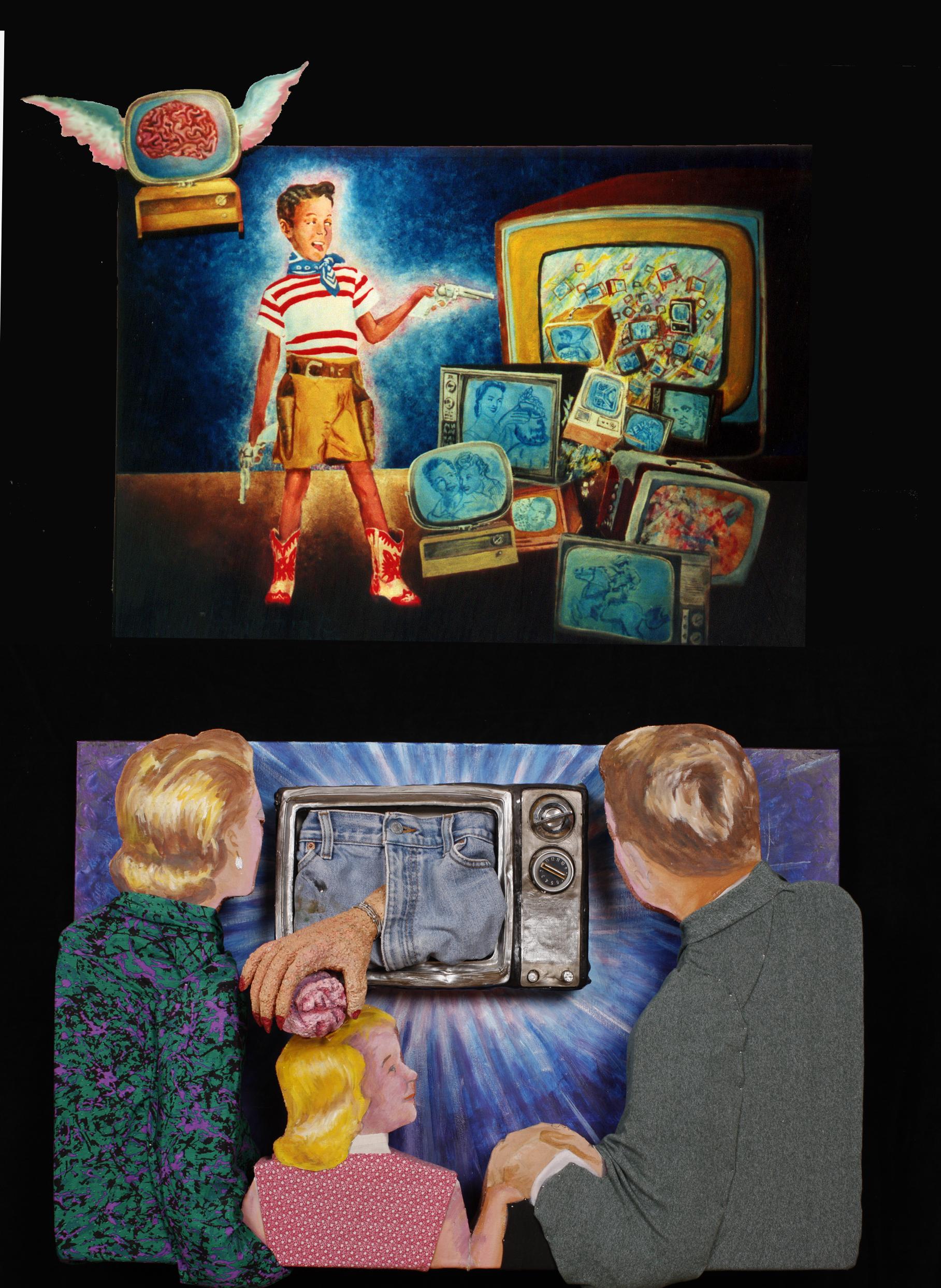 Brain Sucking Cyclops Series