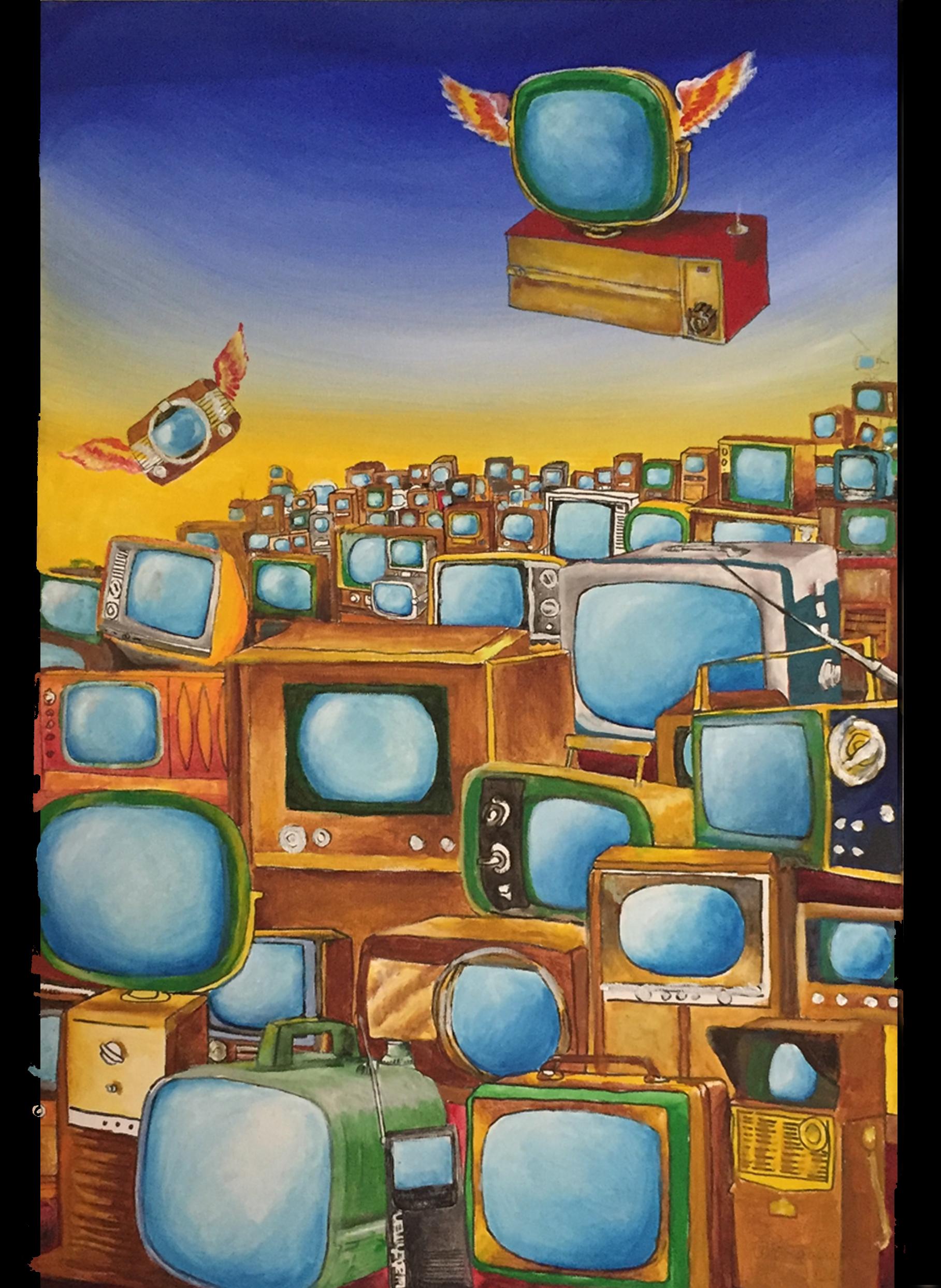 TV Scape Series