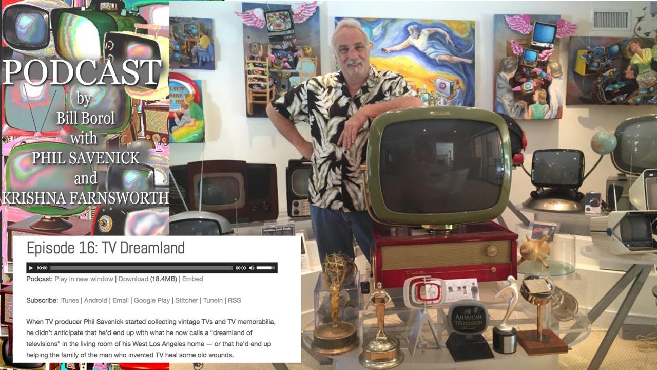LISTEN: TV Dreamland a Podcast
