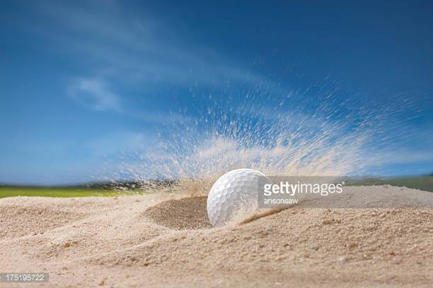 Sand traps - The 404 pages of the golf course. You aren't penalized for a lost ball but it is an inconvenience you weren't planning on.