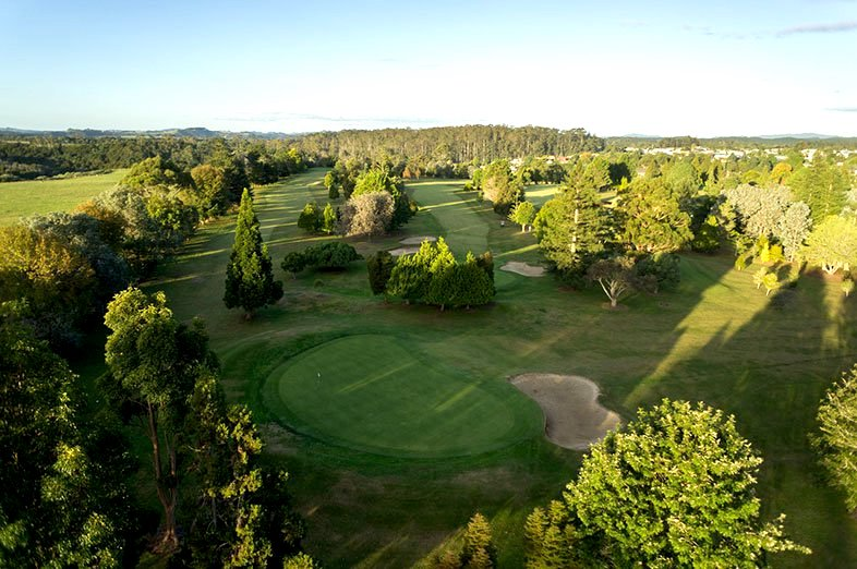 Kerikeri Golf Club - 18 Hole Par 73 Championship Course - Foto by Bay Of Islands - Where Stories Begin