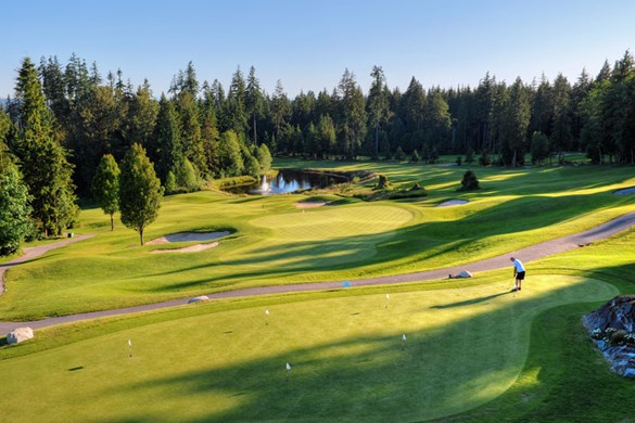 Whangaroa Golf Club - 18 Hole Par 70 Course - Foto by PaR n.z.