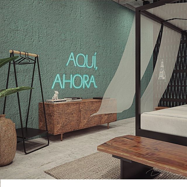 AQUÍ, AHORA ✨ Suites diseñadas en transmitir experiencias  #HotelBoutique 📍Tulum, Quintana Roo, México. #ByMura