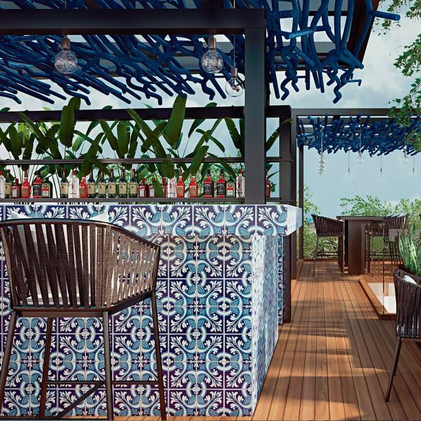 Fancy a drink? 🍸 El bar en #HotelBoutique en Tulum. 📍Tulum, Quintana Roo.  #ByMura #HotelBoutique