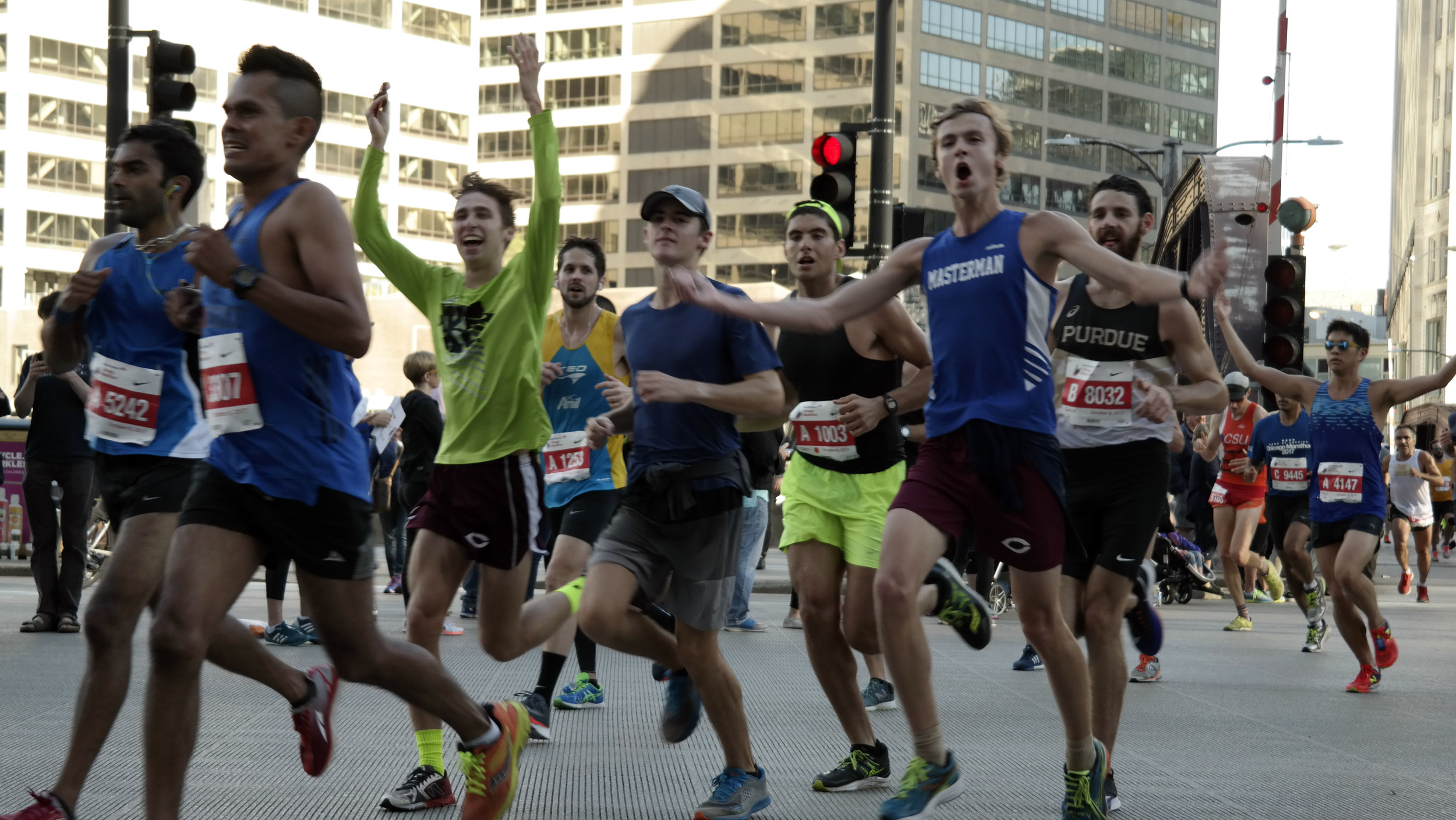 Chicago Marathon Travel