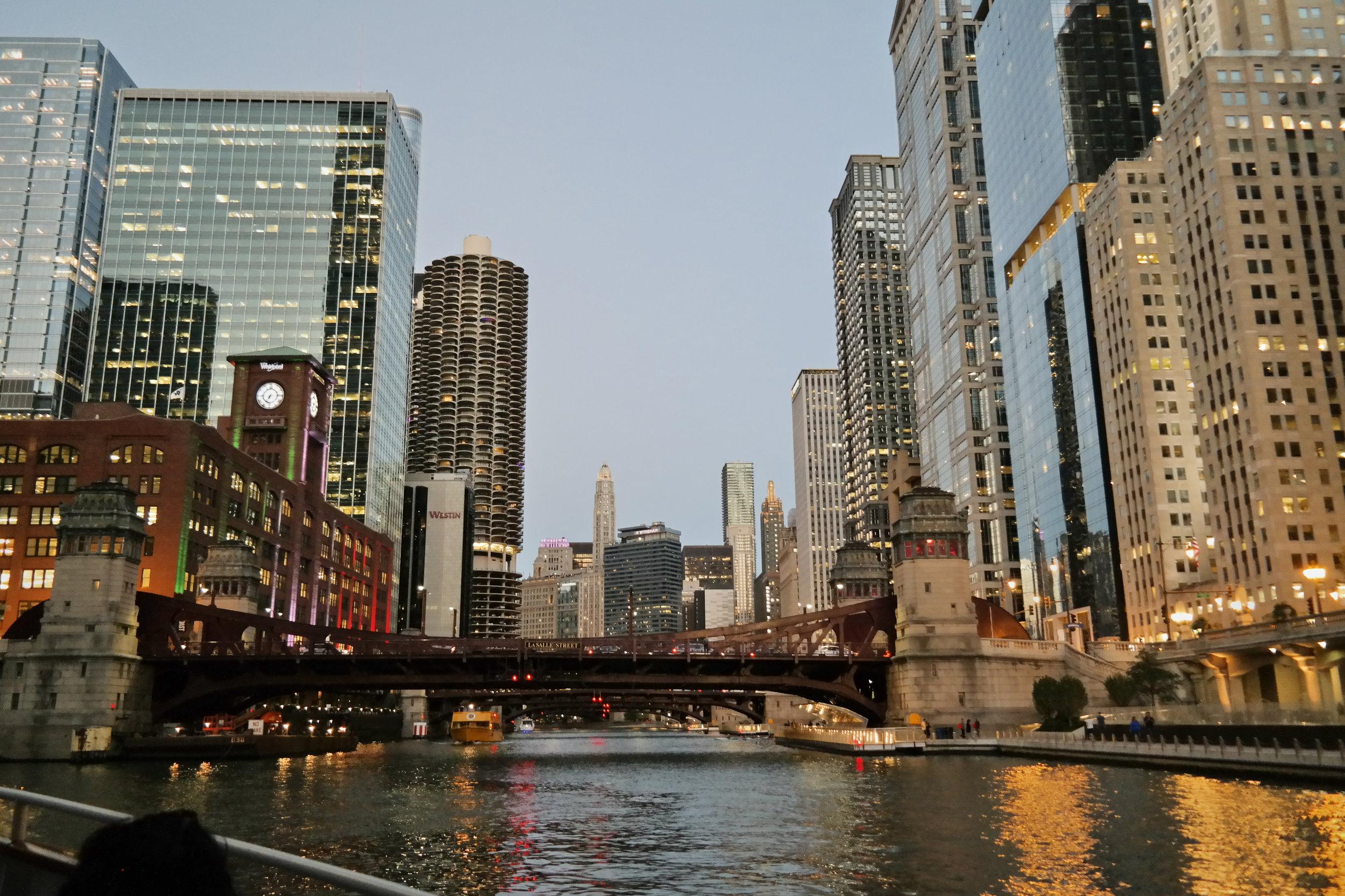 Chicago Architecture Tour Marathon Travel