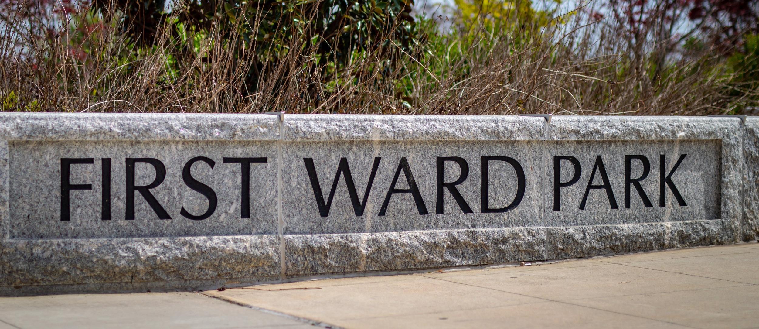 First Ward Park Charlotte North Carolina