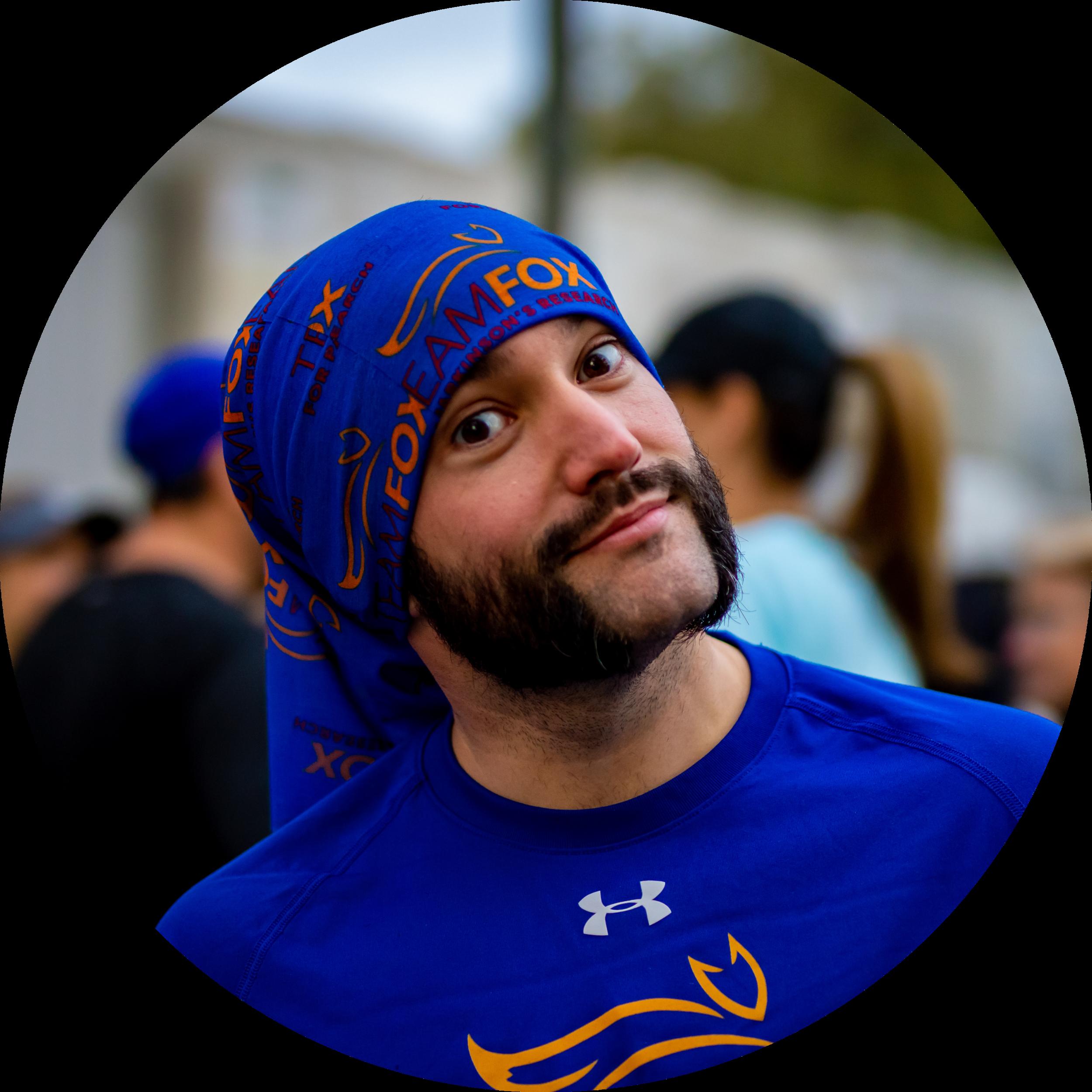 Chuck Kistler (Marathon Time 4:40 to 3:50 PR)