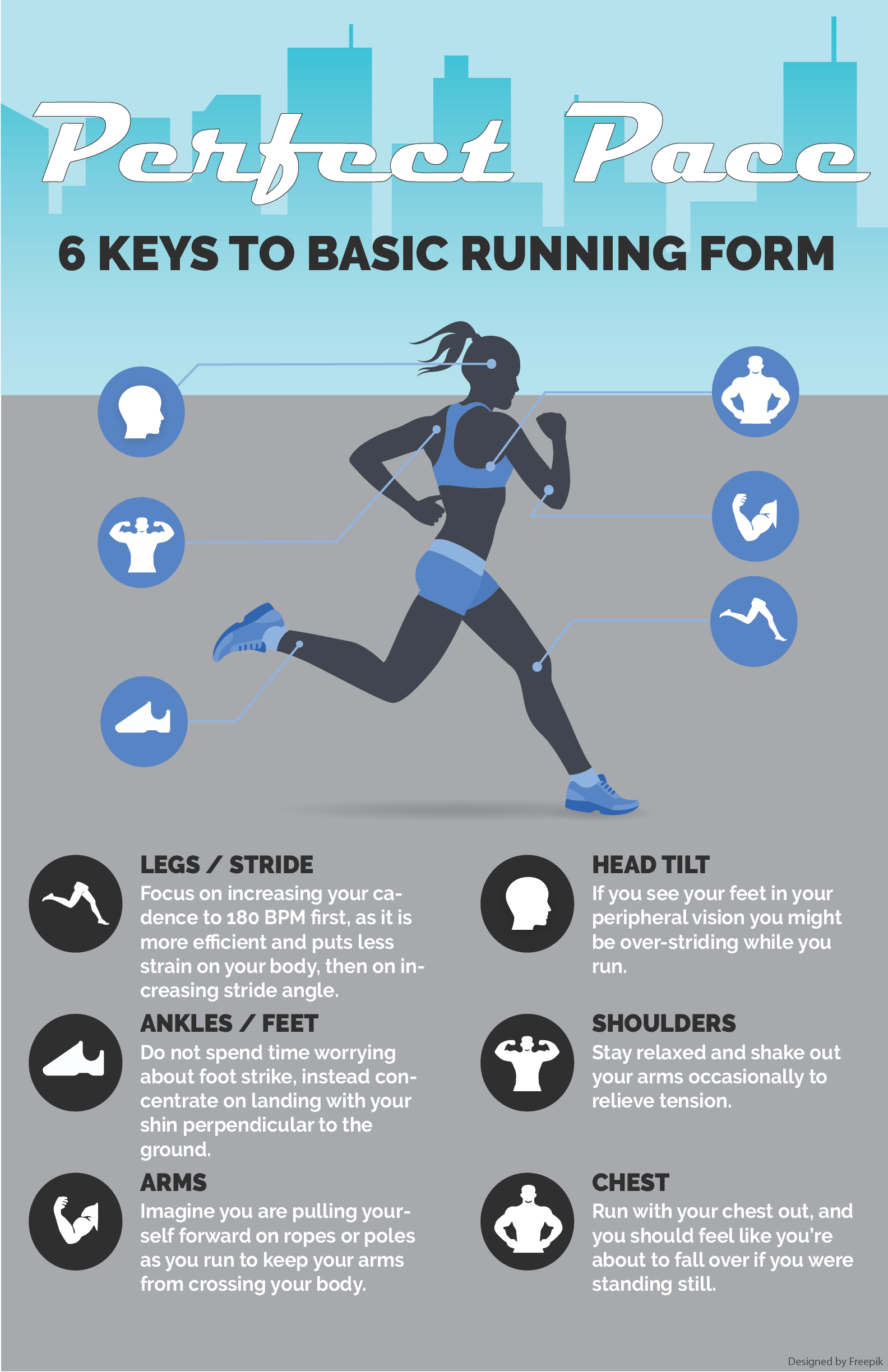 6 Keys To Basic Running Form