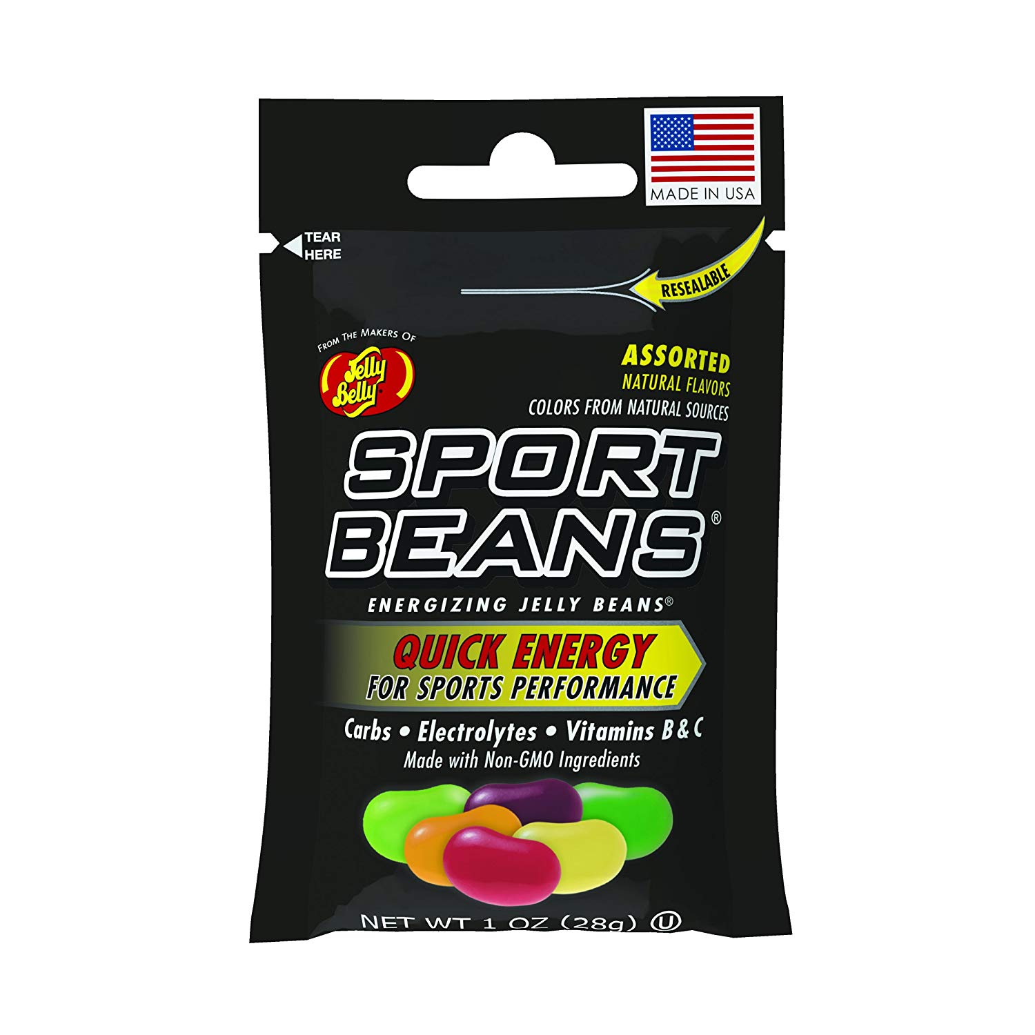 Sports Beans - Birthday Gifts For Runners Under 15$