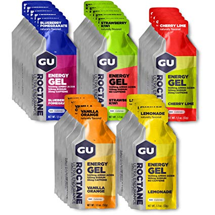 Running Gels - Birthday Gifts For Runners Under 15$