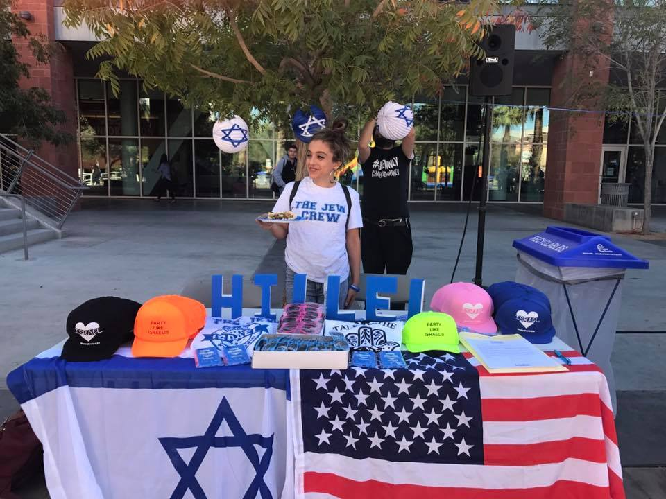 Israel Block party