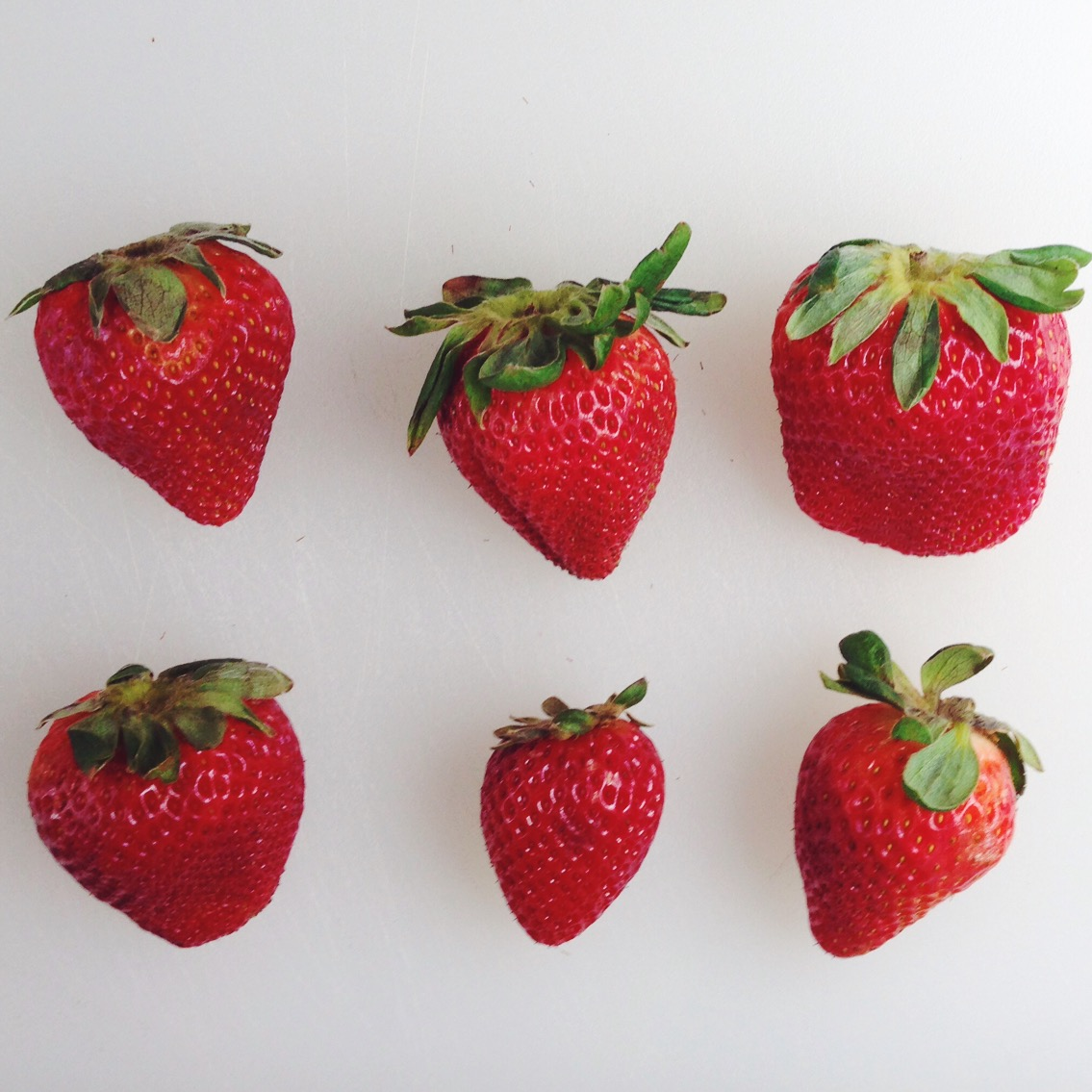 Yummy Strawberries!   The Corduroy Fox