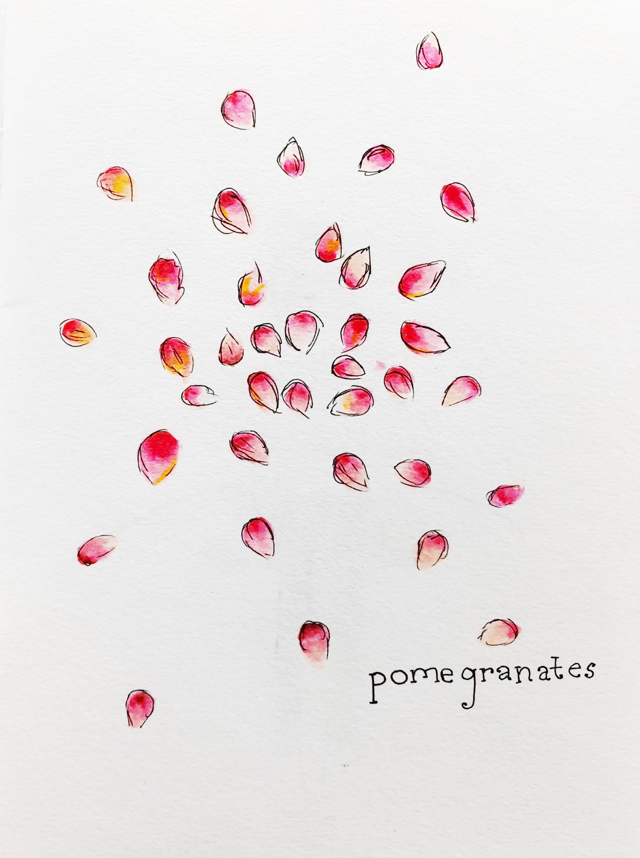 Pomegranates 1/100