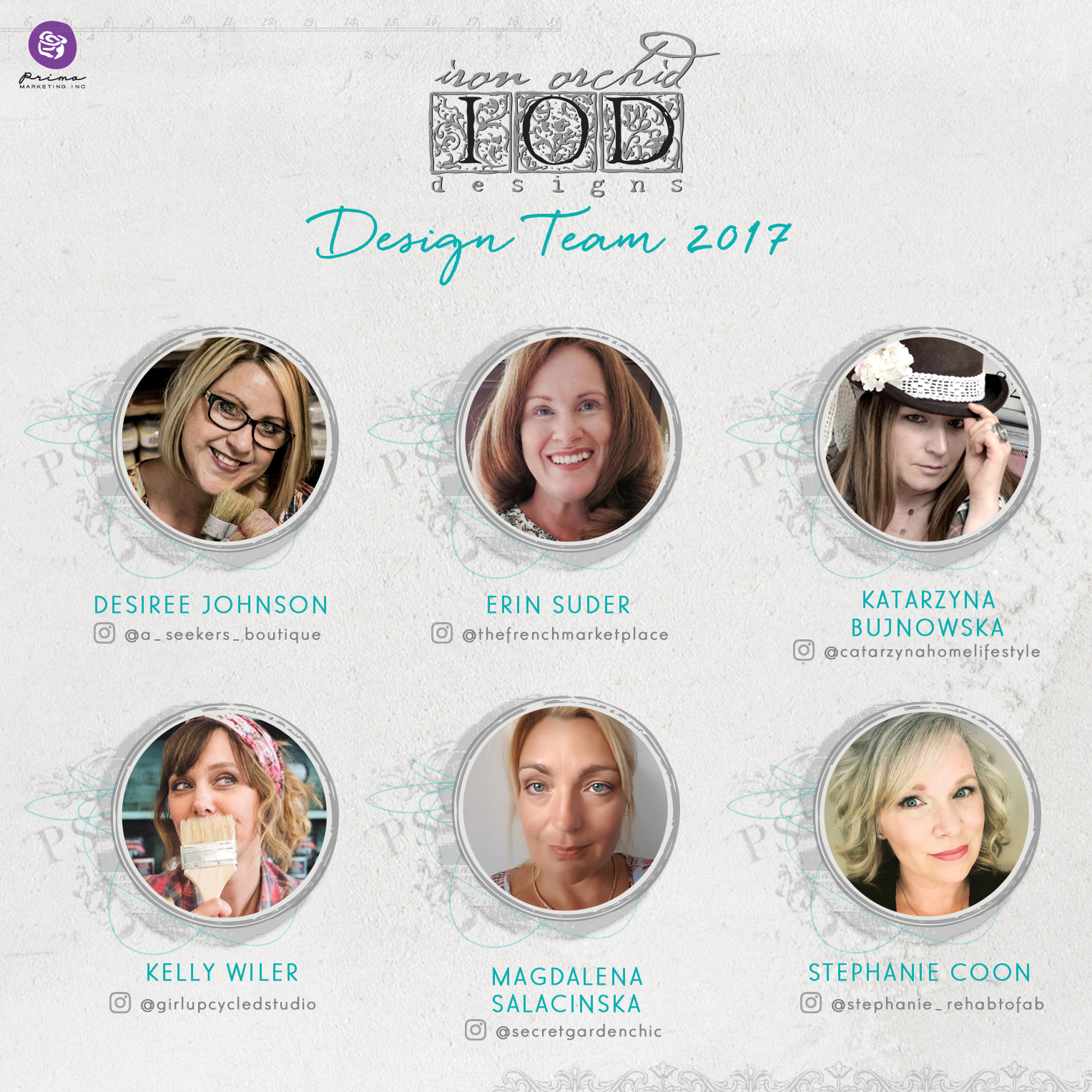 We are so excited to announce our wonderful team of home decor experts, that are ready to inspire and educate our DIY fans!