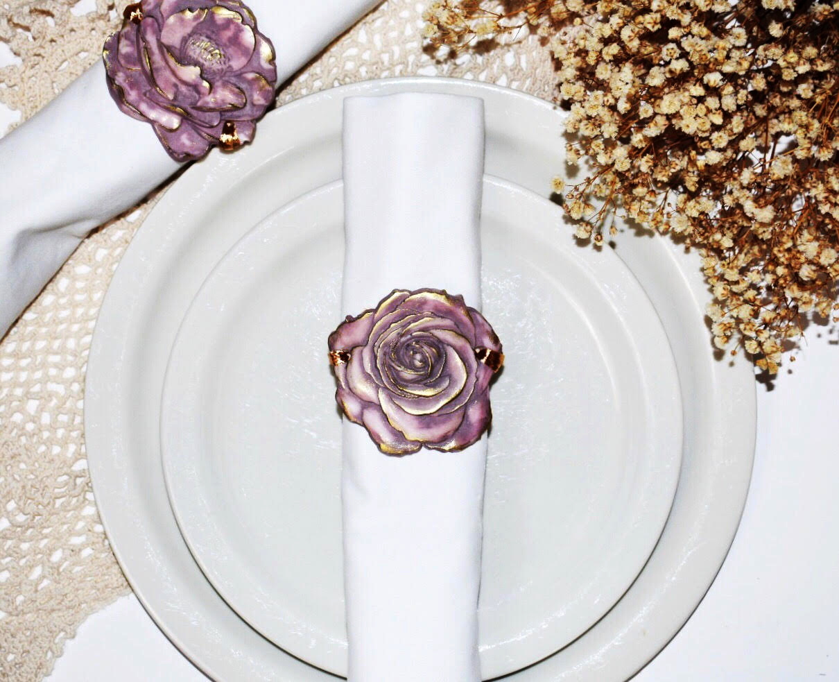 Today, have a fun video we created showing how to use the Decor Moulds with our Paper Clay on these custom Wood Chargers for our holiday table setting. You wont believe how easy it is to create such a high end look using our DIY collection.