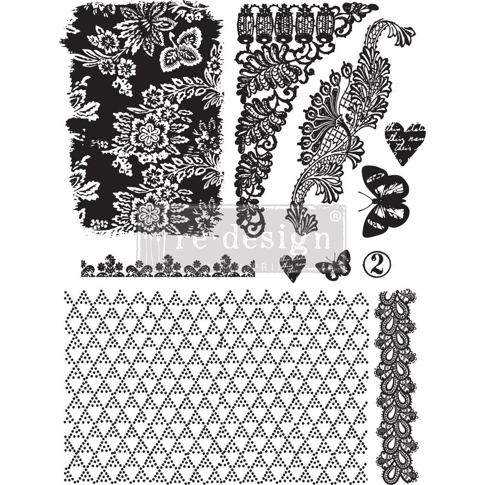 638146-Foil Sheets-Stardust