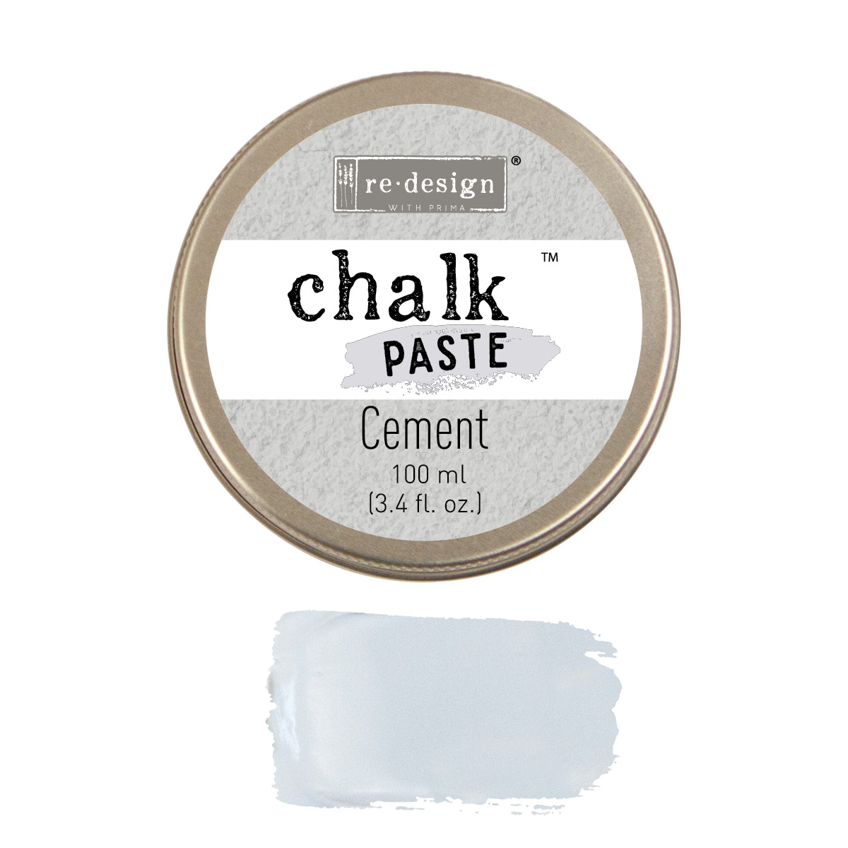 Cement-Chalk Paste®  Here is a video showing all the applications and steps to recreate this sign. It was so fun and easy to do. The Stick and Style Stencil Roll allowed us to add the design without worry of the frame-it just folds up to it so that your pattern is in place and you get a crisp image next to the edge too. Use the stencil strip up to 6 or 7 times and then discard. Each roll comes with 15 yards of stencil, plenty to use on many projects…