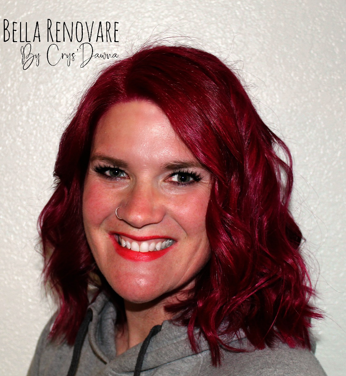Hi everyone!!! It's been a while since I have re-introduced myself! My name is Crys'Dawna, I am the owner and creator of Bella Renovare! I am a free spirited gypsy inspiration dealer, who loves to laugh and is obsessed with color! I am a mom of two little kids, a veteran, living kidney donor. My education background is psychology. I have a Masters in Psychology and a B.S in Social Psychology. I love to teach and inspire others! I have Magenta hair so you can always spot me, normally I have funky glasses and am covered in paint!! Thank you so much for following me!! I am excited you are in this adventure with me!!
