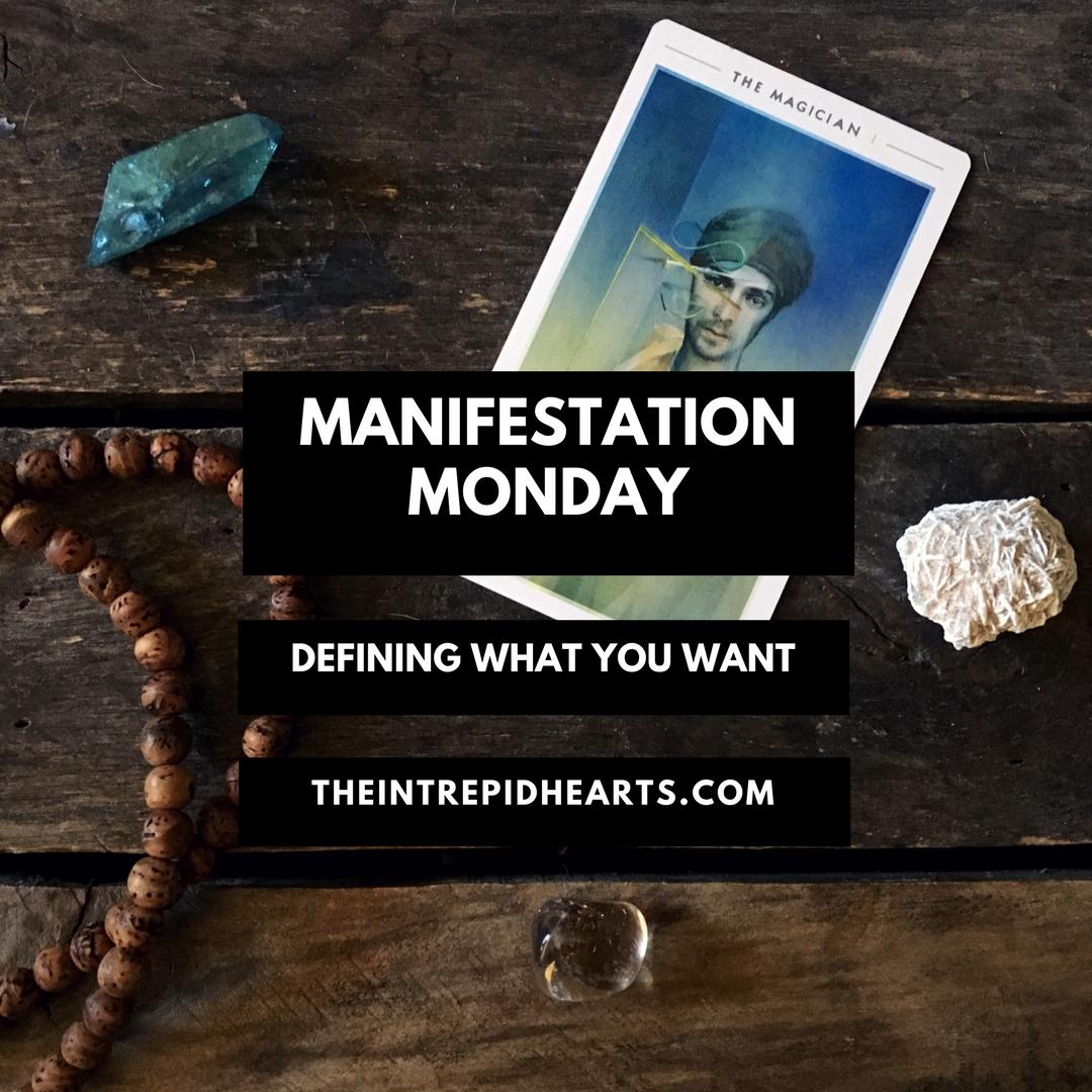 Manifesation The Intrepid Hearts