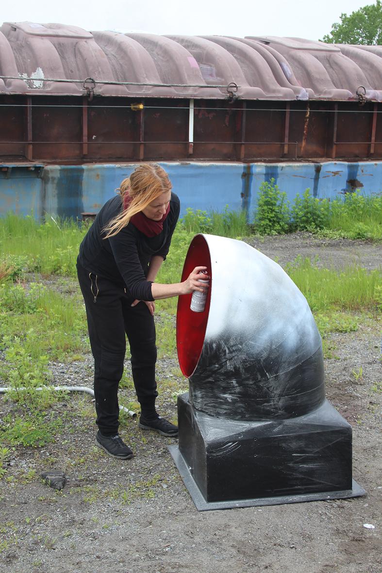 sculpture Sorel