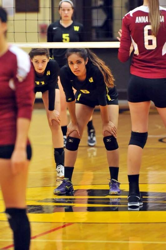 Wentworth Institute of Technology Volleyball Athlete '15