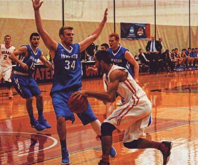 Bridgewater State Univerity Basketball Athlete '17