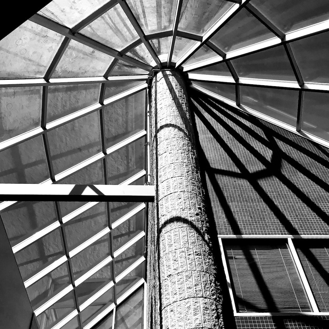 3rd placeFall Shoot OutGeometric ShapesB&W_Patterns Above_Gary Levy.jpg