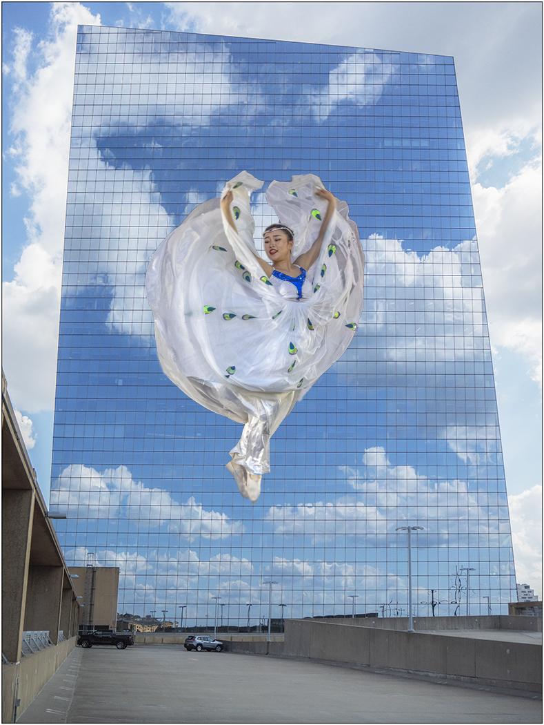 Honorable Mention: Jump for Joy - Scott Wheaton