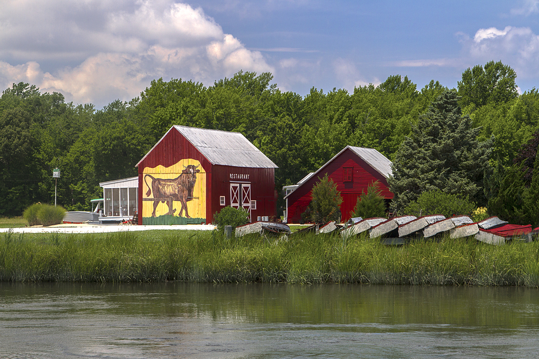 Second Place: The Barn Restaurant - John Osterling