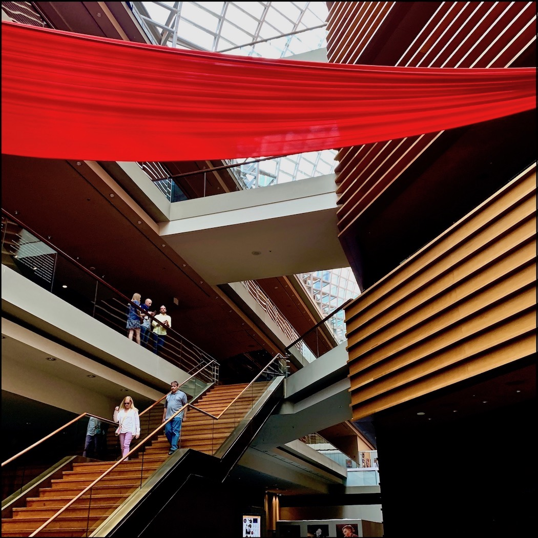 Honorable Mention: Kimmel Center Flair - Gary Levy